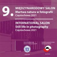 """Konkurs - 9. Międzynarodowy Salon """"Martwa natura w fotografii"""""""
