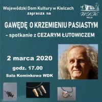 Cezary Łutowicz - gawęda o krzemieniu pasiastym