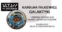 GALAKTYKI | Wystawa Karoliny Falkiewicz