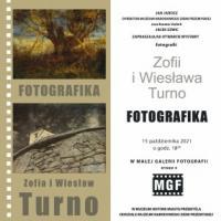 FOTOGRAFIKA – wystawa prac Zofii i Wiesława Turno w Przemyślu